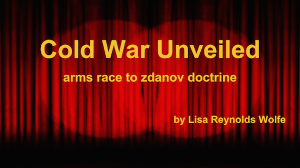 Free E-Book: The Cold War A to Z