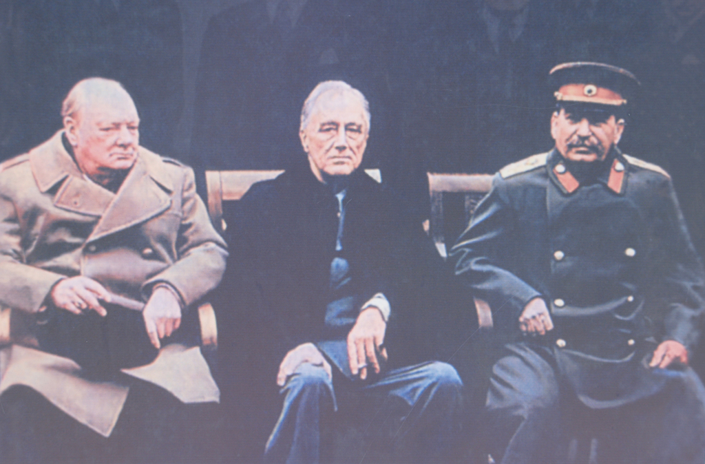 Y is for Yalta