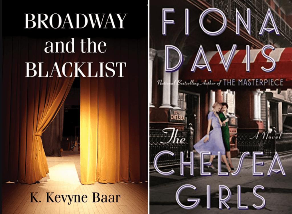 The Blacklist on Broadway